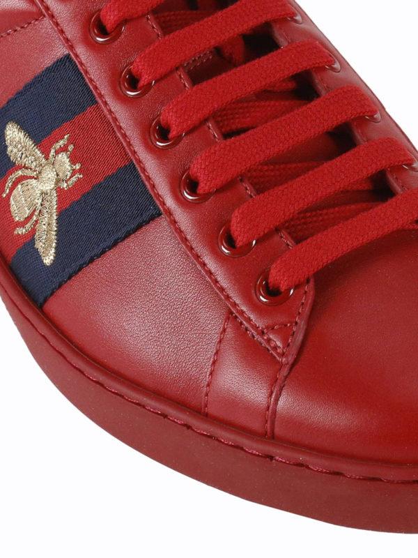 iKRIX GUCCI: Sneaker - Sneaker - Rot