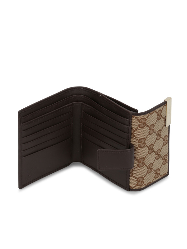 iKRIX Gucci: wallets & purses - GG canvas french wallet