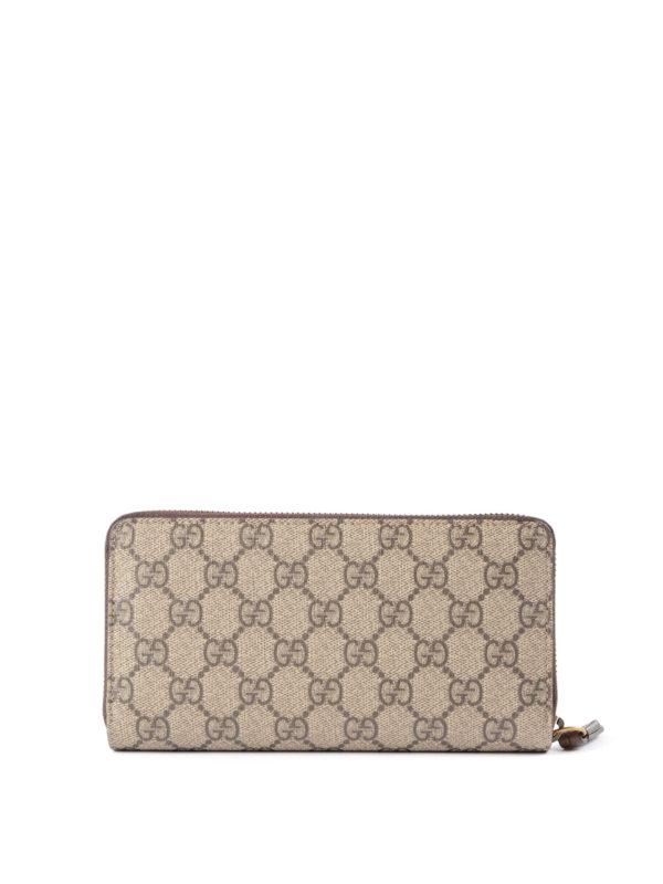 iKRIX Gucci: Portemonnaies und Geldbörsen - Portemonnaie - Beige