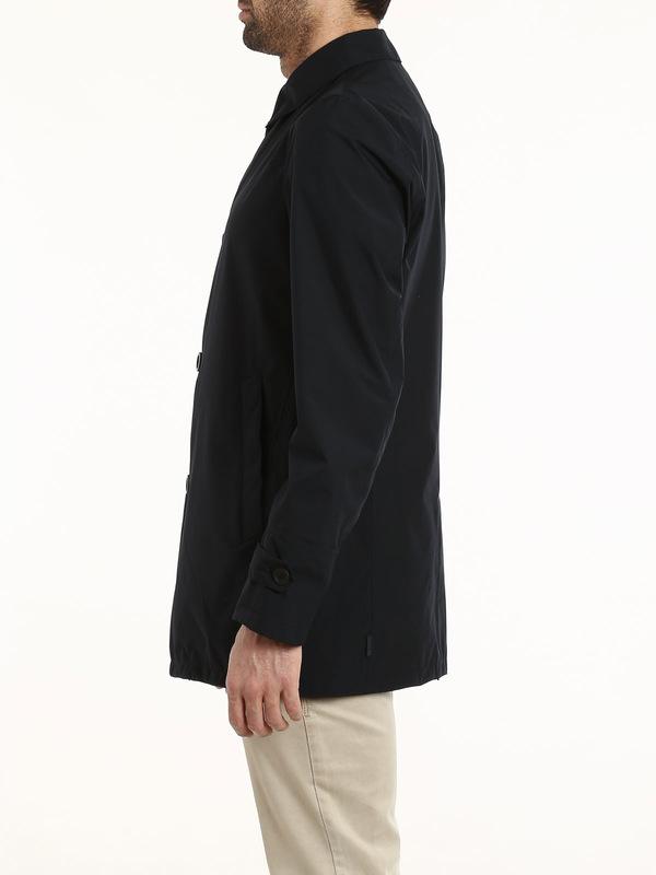 iKRIX Herno: Laminar trench coat