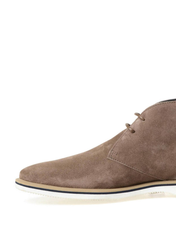 iKRIX HOGAN: ankle boots - H262 Club desert boots