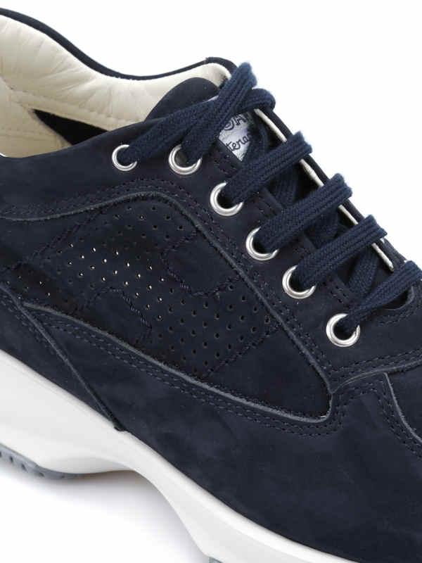 iKRIX Hogan: Sneaker Fur Damen - Blau