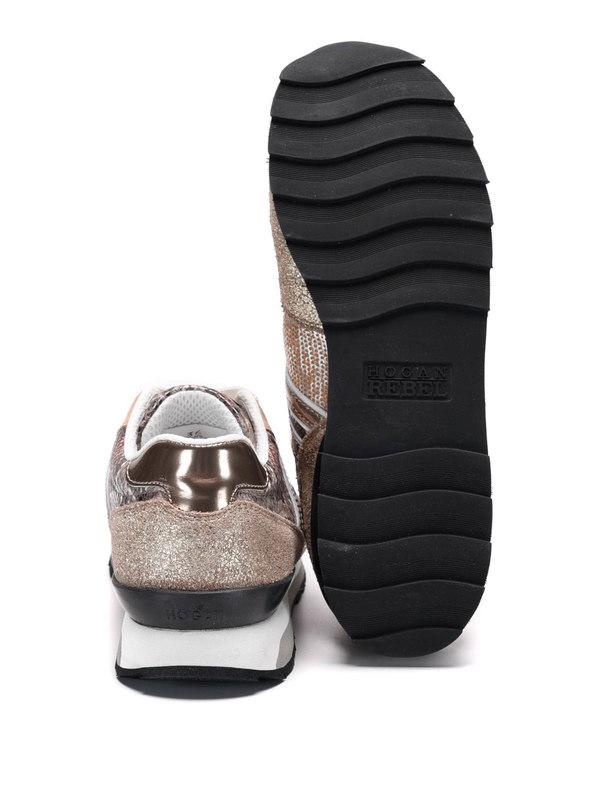 Hogan Rebel Sneaker - R261