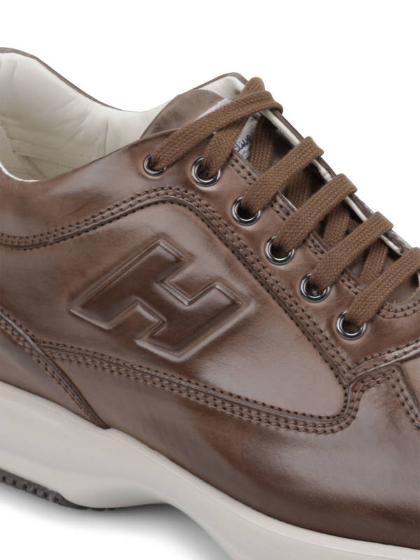 iKRIX Hogan: Sneaker Fur Herren - Braun