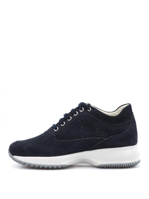 iKRIX HOGAN: Sneaker - Sneaker Fur Damen - Blau