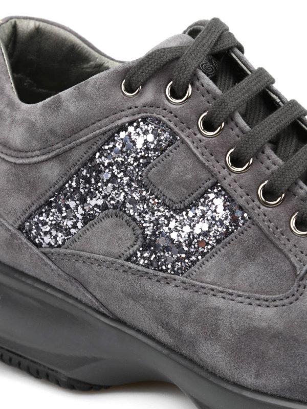 iKRIX Hogan: Sneaker - Sneaker Fur Damen - Dunkelgrau