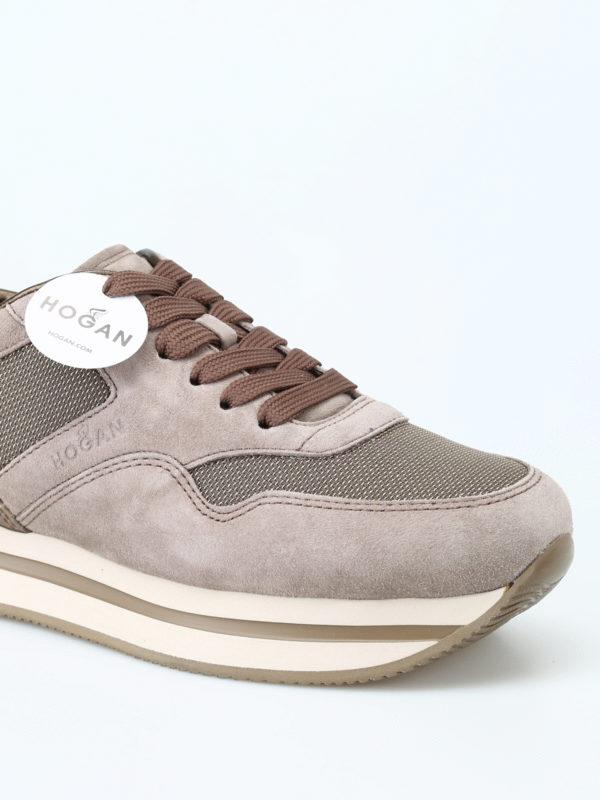 iKRIX HOGAN: Sneaker - Sneaker - Dunkelbeige