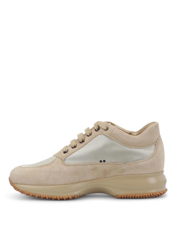 iKRIX Hogan: Sneaker - Sneaker Fur Damen - Beige