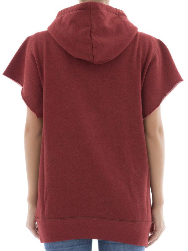 iKRIX Isabel Marant Etoile: Sweatshirts und Pullover - Sweatshirt - Rot