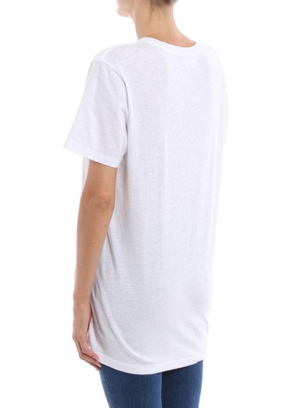 iKRIX isabel marant etoile: T-shirts - T-Shirt - Weiß