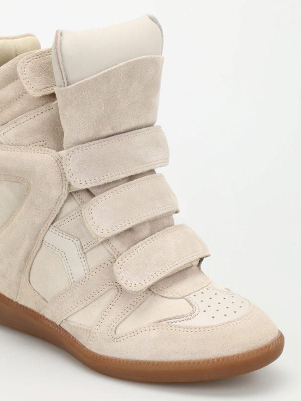 iKRIX ISABEL MARANT: Sneaker - Sneaker - Beige