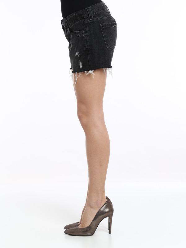 iKRIX J Brand: Cut Off Shorts
