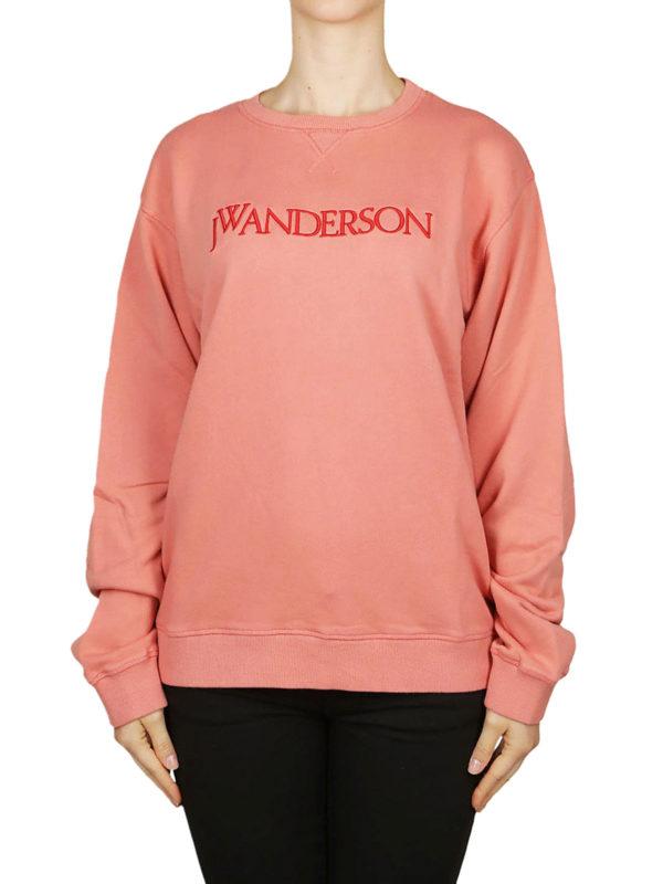 iKRIX J.W. ANDERSON: Sweatshirts und Pullover - Sweatshirt - Pink