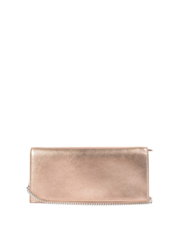 iKRIX Jimmy Choo: Clutches - Clutch - Rotgold