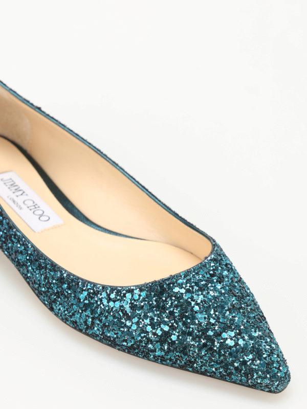iKRIX JIMMY CHOO: Ballerinas - Ballerinas - Blau