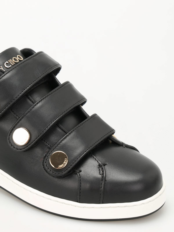 iKRIX Jimmy Choo: Sneaker - Sneaker - Schwarz