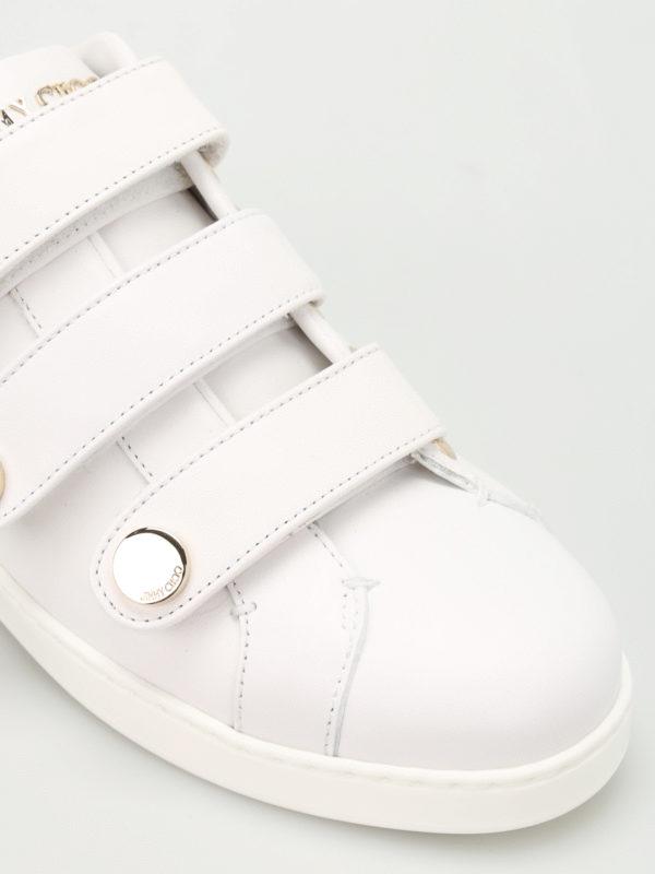 iKRIX Jimmy Choo: Sneaker - Sneaker - Weiß