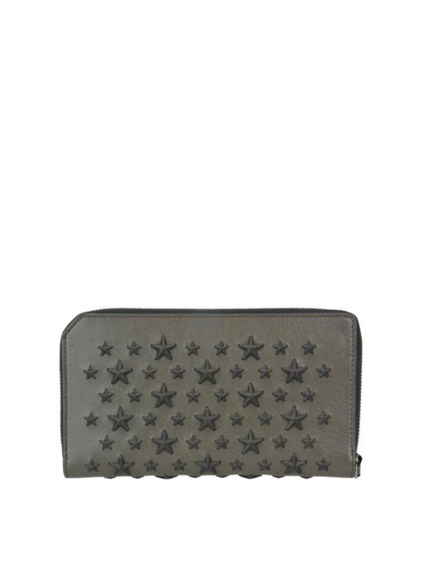 iKRIX JIMMY CHOO: wallets & purses - Carnaby wallet with mixed stars