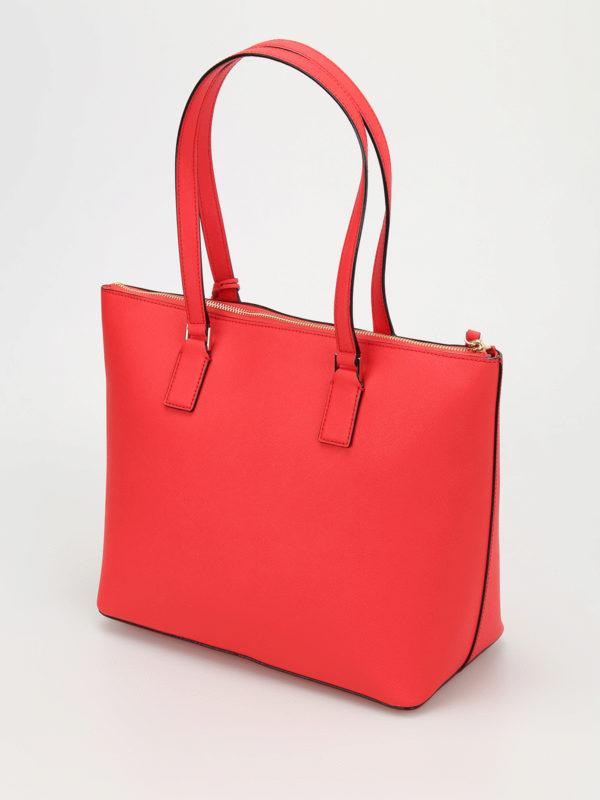 iKRIX KATE SPADE: Handtaschen - Shopper - Rot