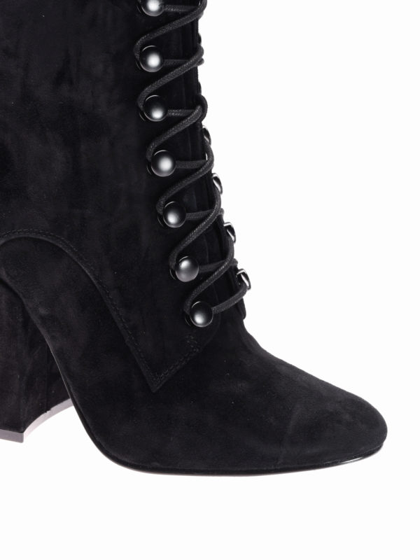 iKRIX Kendall + Kylie: boots - Bridget lace-up suede boots