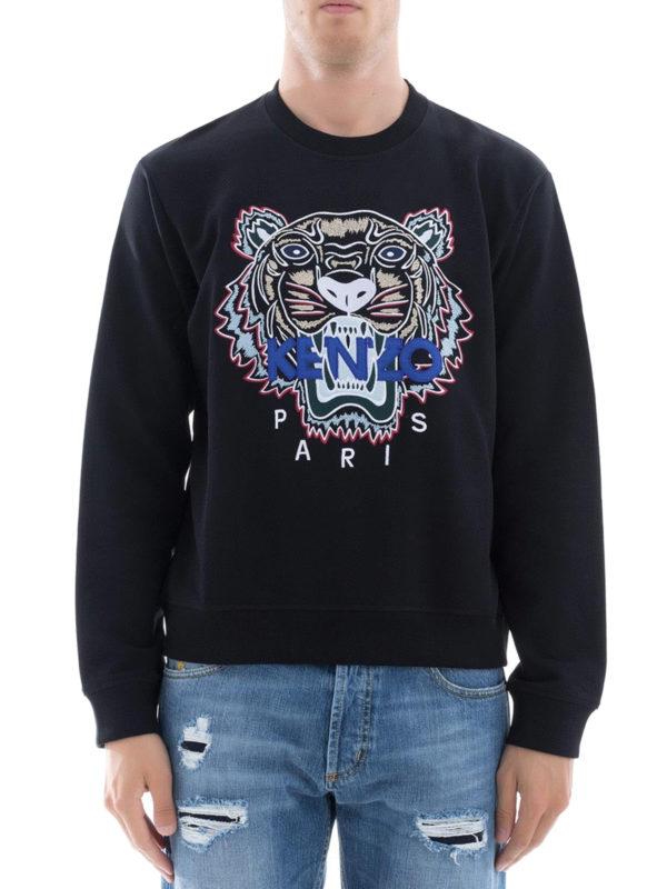 iKRIX KENZO: Sweatshirts und Pullover - Sweatshirt - Schwarz