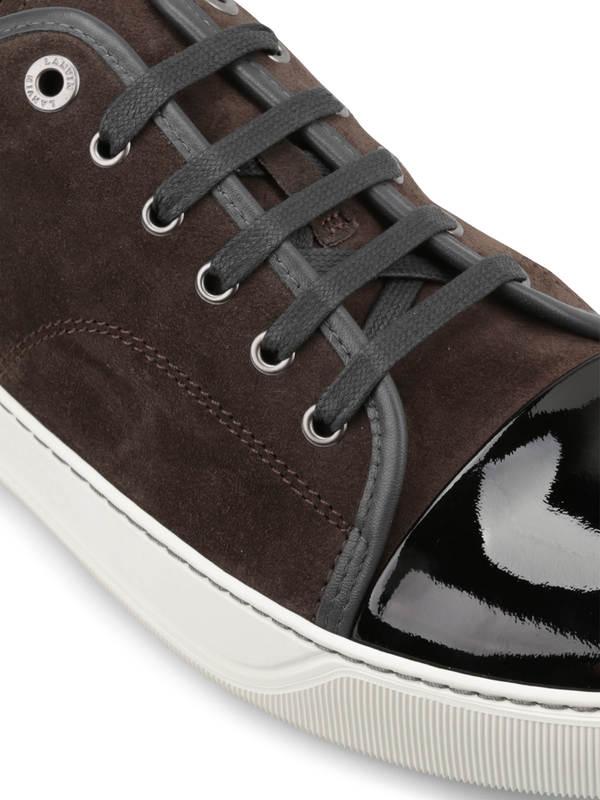 iKRIX Lanvin: Sneaker Fur Herren - Dunkelgrau