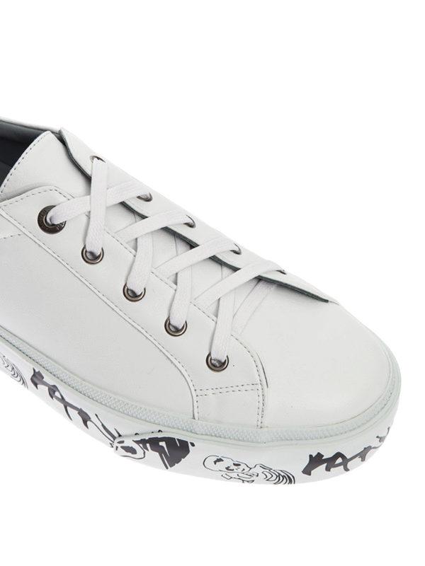 iKRIX Lanvin: Sneaker - Sneaker - Gemustert