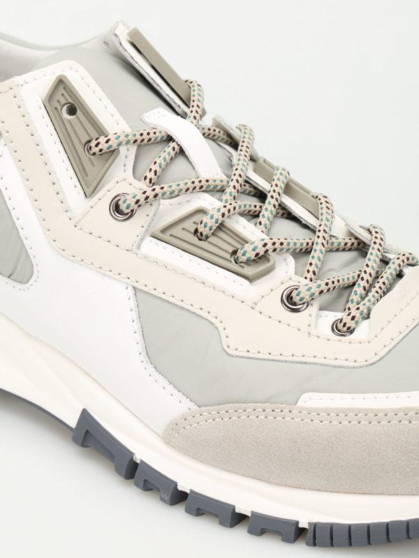 iKRIX Lanvin: Sneaker - Sneaker - Hellgrau
