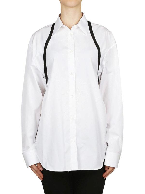 iKRIX Maison Margiela: Hemden - Hemd - Over