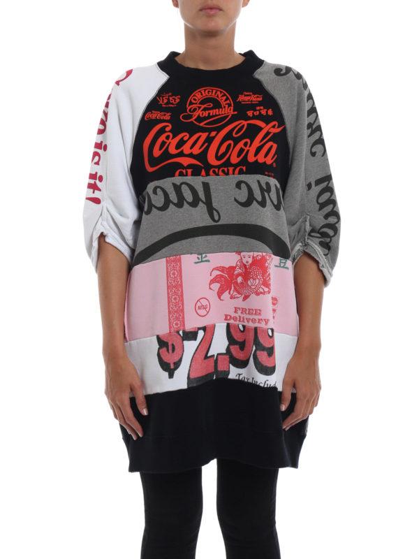 iKRIX MARC JACOBS: Sweatshirts und Pullover - Sweatshirt - Bunt