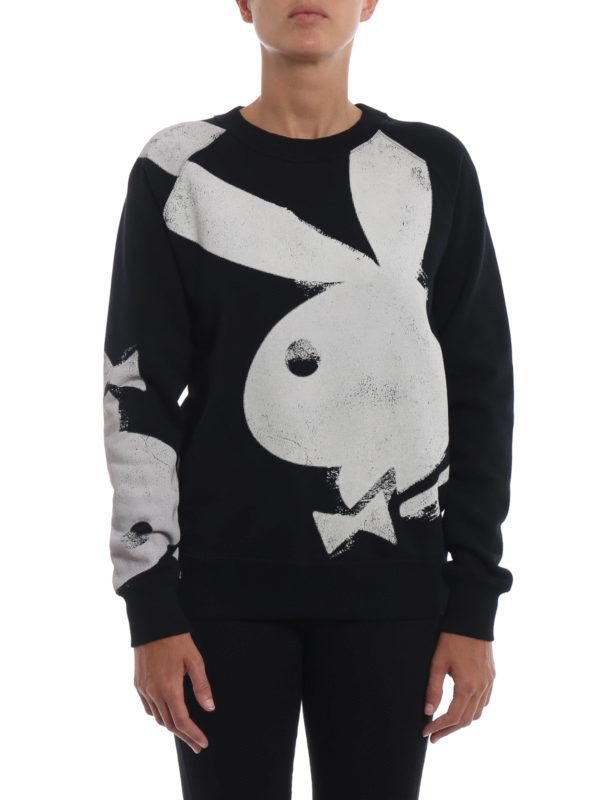 iKRIX MARC JACOBS: Sweatshirts und Pullover - Sweatshirt - Schwarz