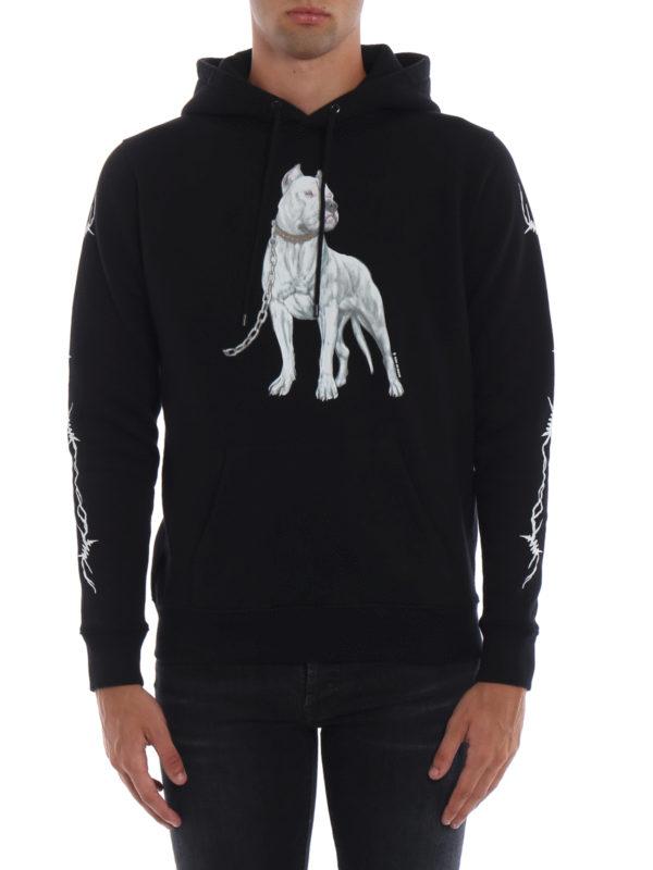 iKRIX Marcelo Burlon: Sweatshirts und Pullover - Sweatshirt - Schwarz