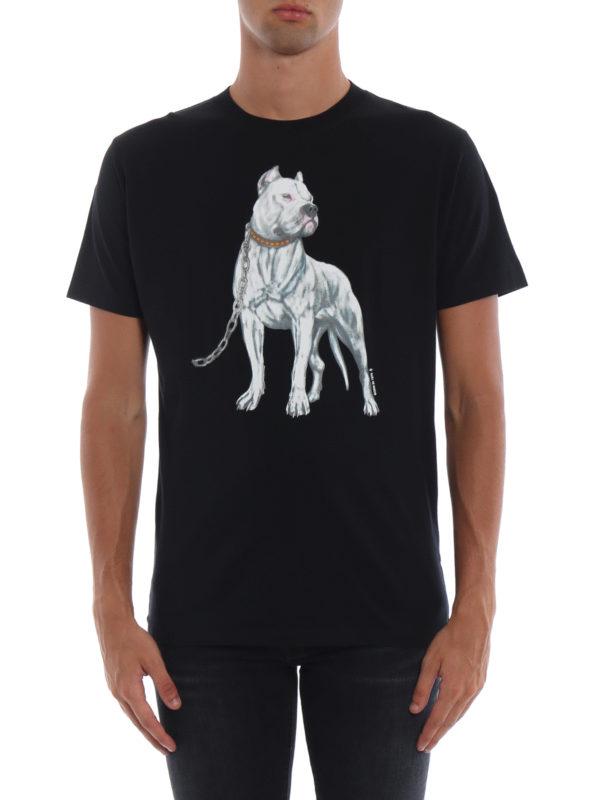 iKRIX Marcelo Burlon: T-shirts - T-Shirt - Schwarz