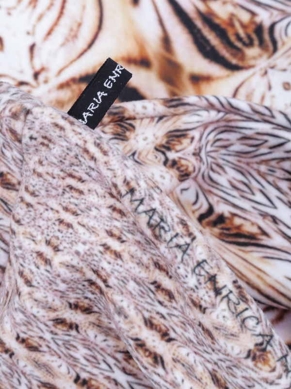 iKRIX Maria Enrica Nardi: scarves - Monviso fleece snood