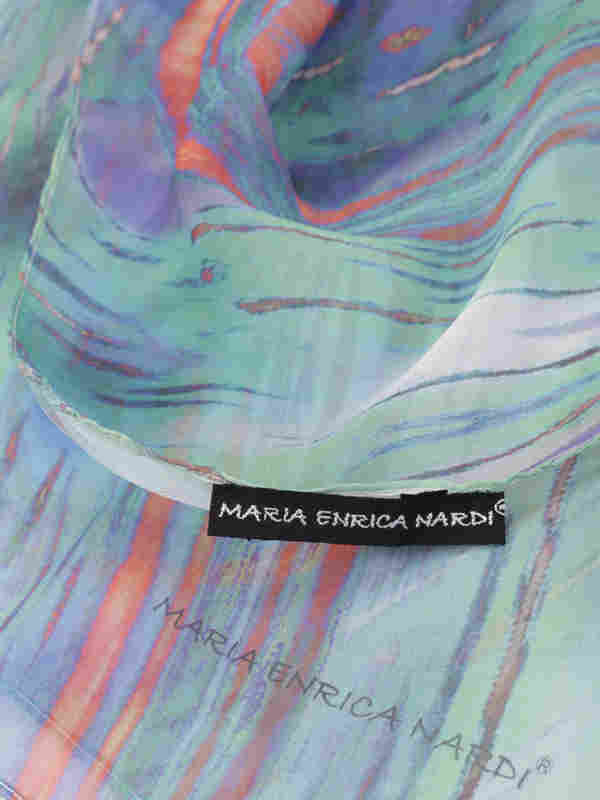 iKRIX Maria Enrica Nardi: scarves - Natalia silk scarf