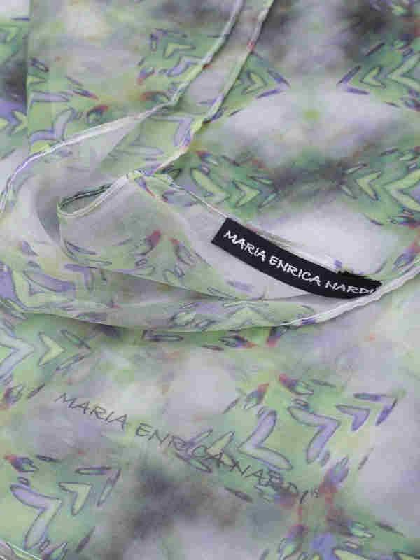 iKRIX Maria Enrica Nardi: scarves - Nicole silk scarf