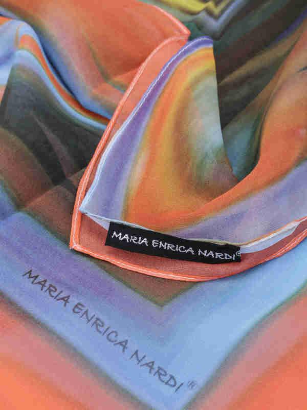 iKRIX Maria Enrica Nardi: scarves - Penelope silk scarf