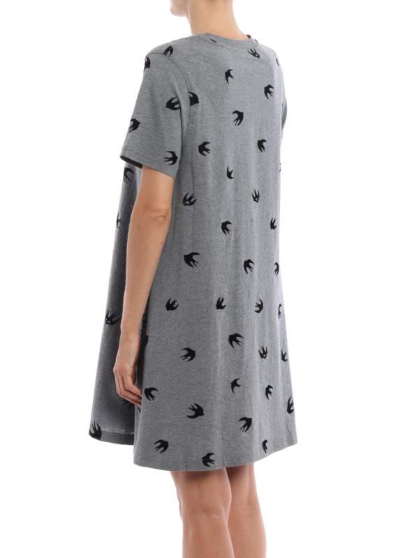 iKRIX MCQ: Kurze Kleider - Kurzes Kleid - Grau