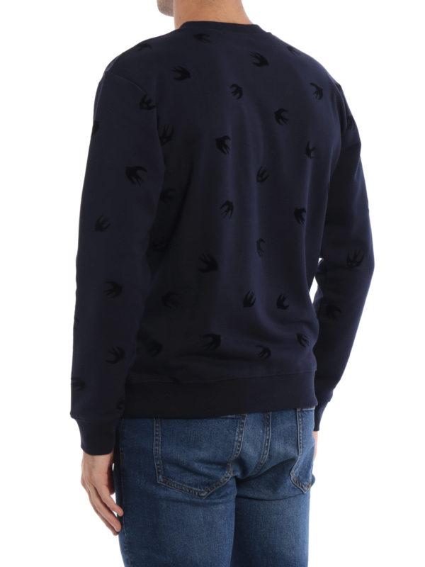iKRIX MCQ: Sweatshirts und Pullover - Sweatshirt - Dunkelblau