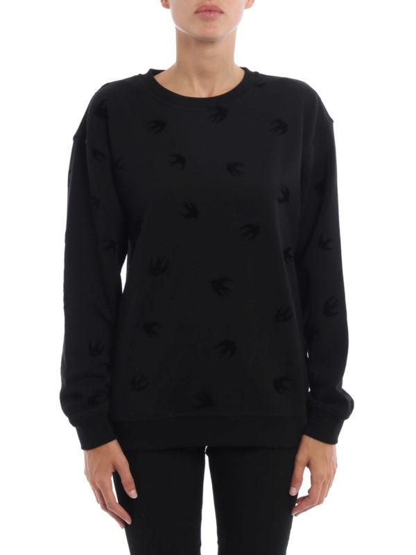 iKRIX MCQ: Sweatshirts und Pullover - Sweatshirt - Schwarz