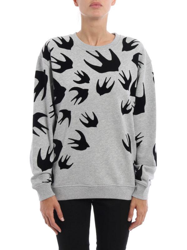 iKRIX Mcq: Sweatshirts und Pullover - Sweatshirt - Grau