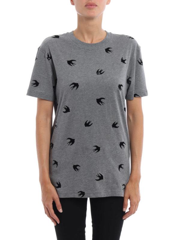 iKRIX MCQ: T-shirts - T-Shirt - Grau