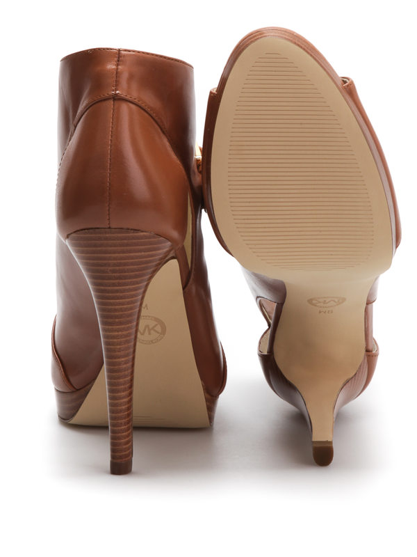 iKRIX Michael Kors: ankle boots - Isabella leather pump
