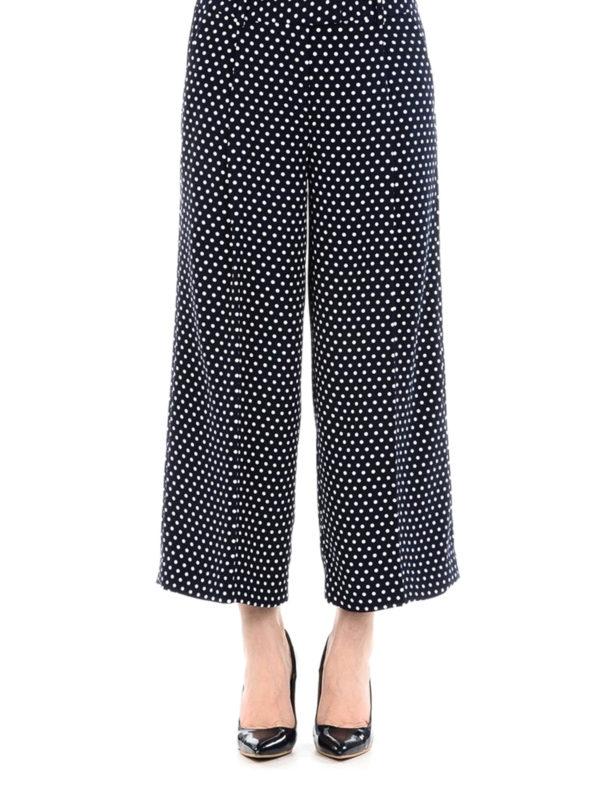 iKRIX MICHAEL KORS: Pantalones casual - Pantalón Casual - Azul