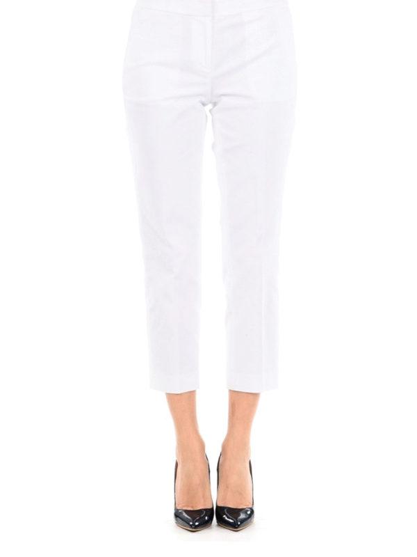 iKRIX MICHAEL KORS: Pantalones casual - Pantalón Casual - Blanco