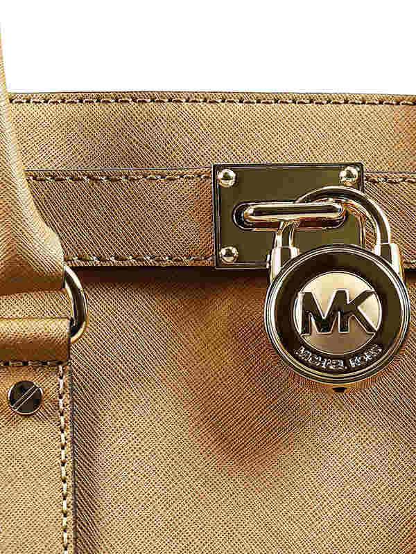 iKRIX Michael Kors: totes bags - Large Hamilton satchel