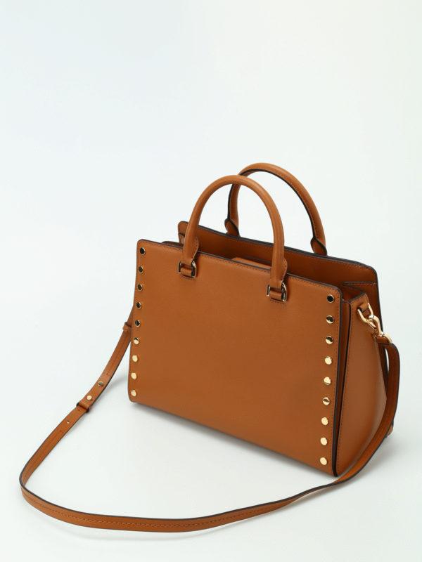 iKRIX Michael Kors: Handtaschen - Shopper - Hellbraun