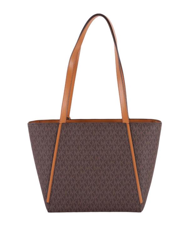 iKRIX MICHAEL KORS: Handtaschen - Shopper - Braun