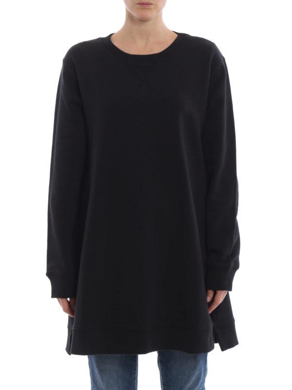 iKRIX MM6 MAISON MARGIELA: Sweatshirts und Pullover - Sweatshirt - Schwarz