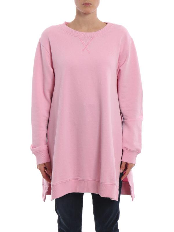 iKRIX MM6 MAISON MARGIELA: Sweatshirts und Pullover - Sweatshirt - Pink
